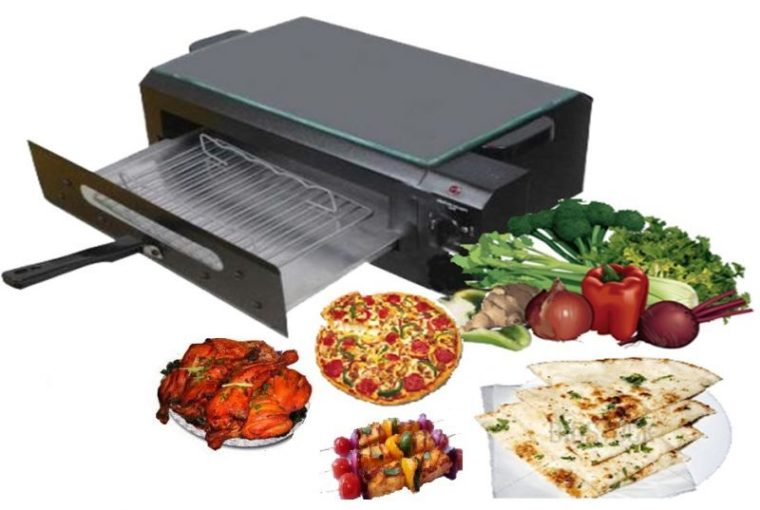 Electric Tandoor and Grill