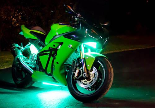Motorcyle Lights