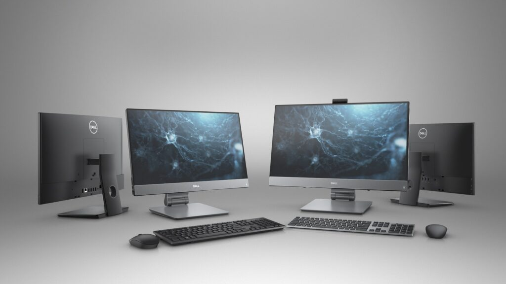 All in one Desktop