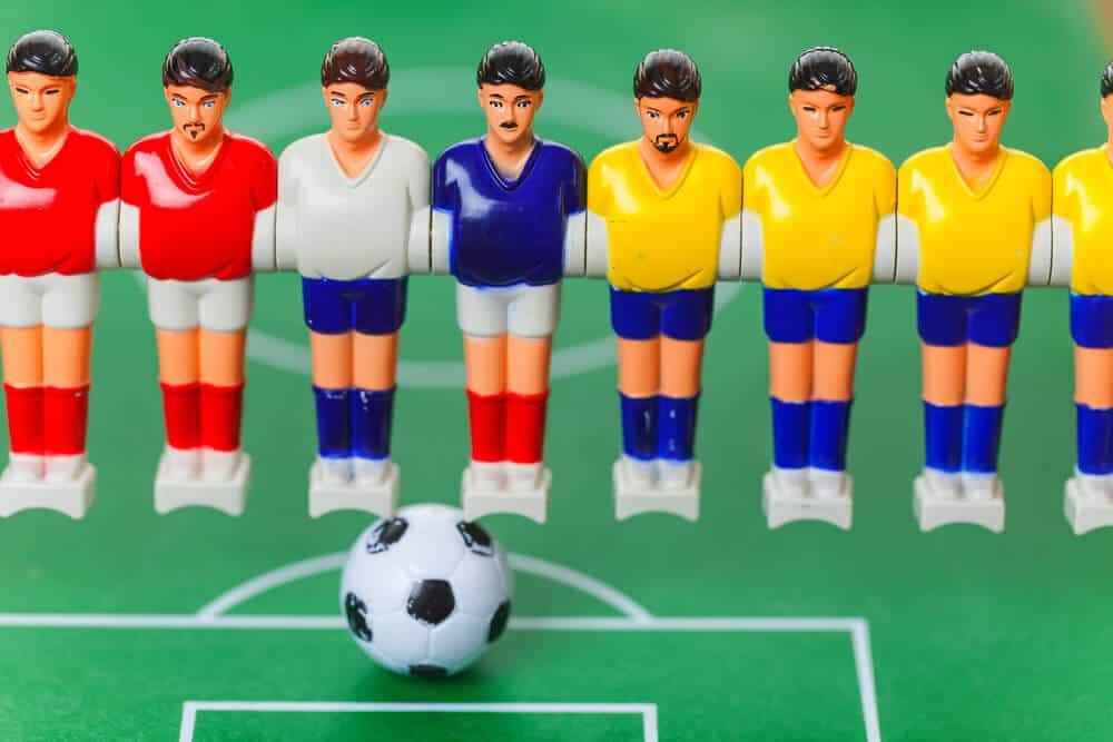 Foosball Player