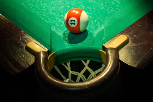 Pool Table Pocket