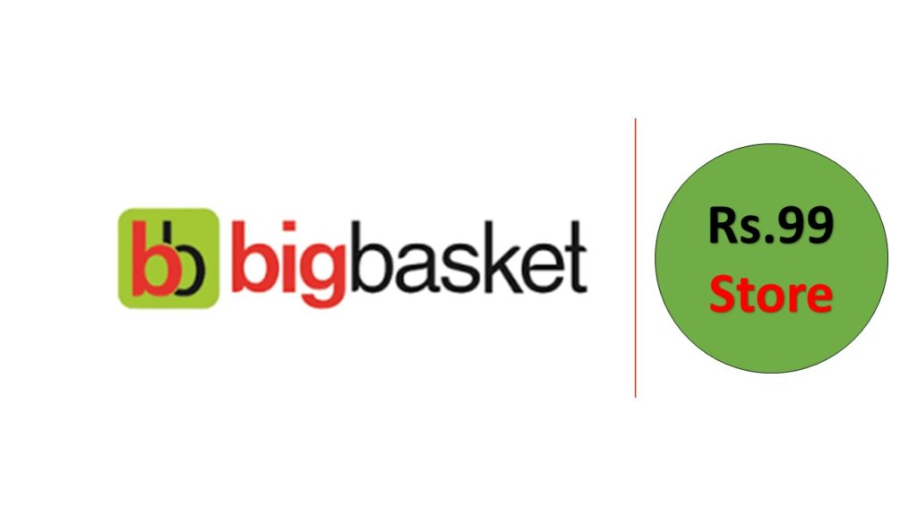 Bigbasket 99 Store Offers