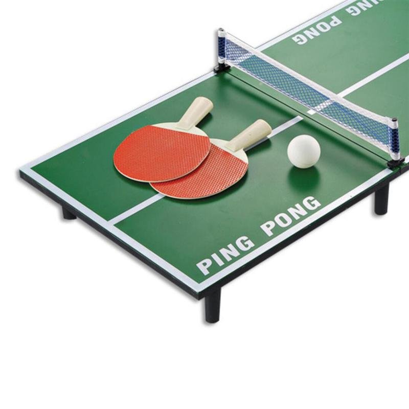 Table tennis table mini