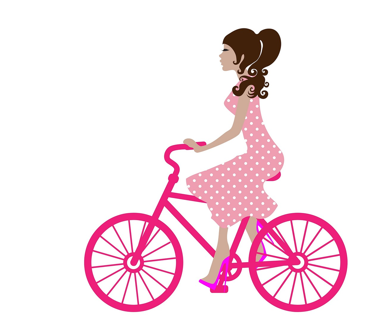 cycle for girl
